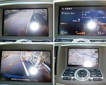 純正HDDナビは、DVDビデオの再生も可能です。