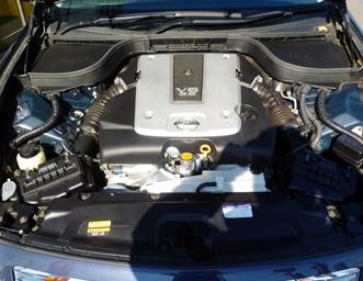 VQ35HRエンジン!希少です。